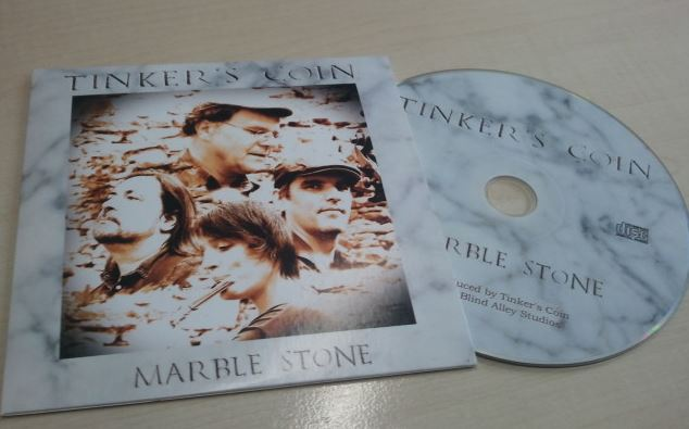 Cover CD HP